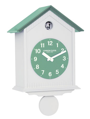 Cuckoo chiming pendulum wall clock - Cuckoo pendulum wall clock ...