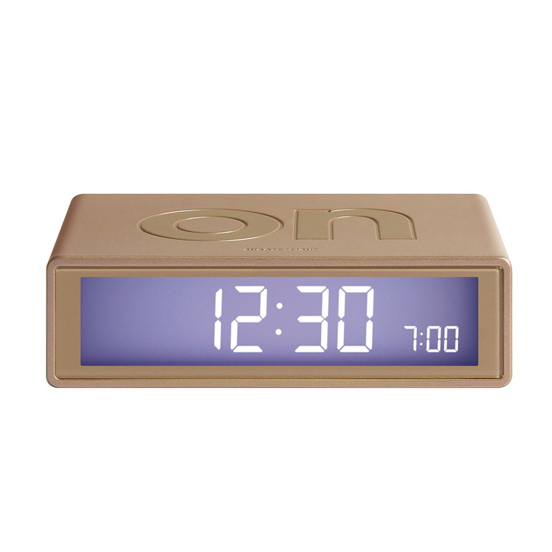 funky design radios alarm clocks and speakers. Black Bedroom Furniture Sets. Home Design Ideas