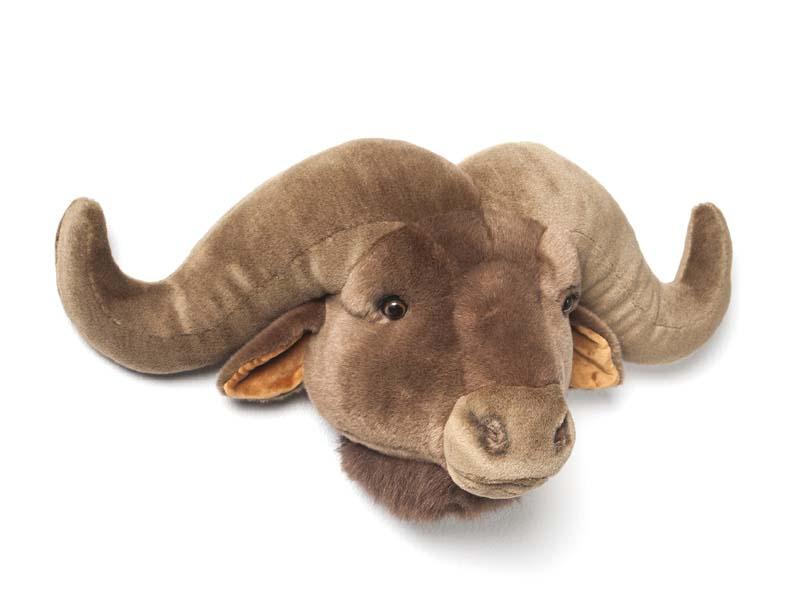 Soft Cuddly Oscar The Water Buffalo