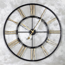 Designer Large Wall Clocks contemporary clock designs artistic wall clocks metal sculptures art Extra Large Wall Clocks